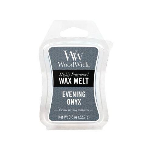 WoodWick - Wosk zapachowy Evening Onyx 10h