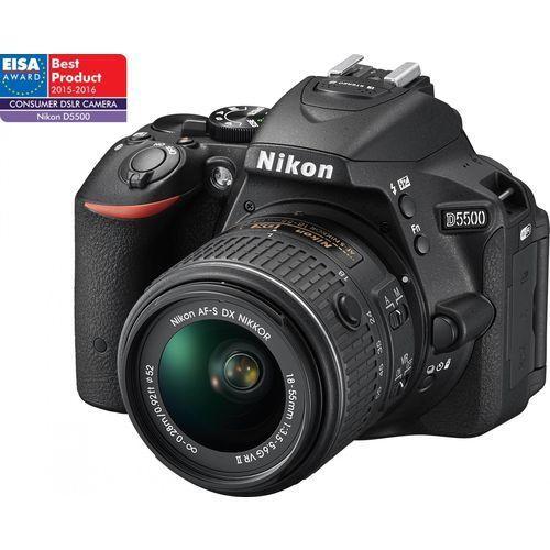 Nikon D5500. Tanie oferty ze sklepów i opinie.
