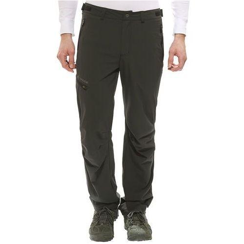 VAUDE Farley II Stretch Spodnie długie Mężczyźni czarny 46 2018 Spodnie i jeansy (4021574117891)