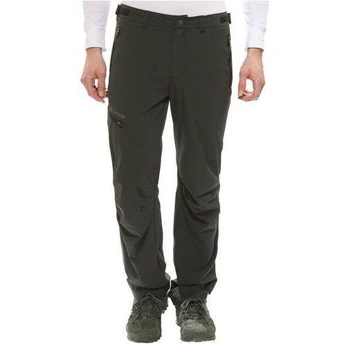 VAUDE Farley II Stretch Spodnie długie Mężczyźni czarny 48 2018 Spodnie i jeansy, jeansy