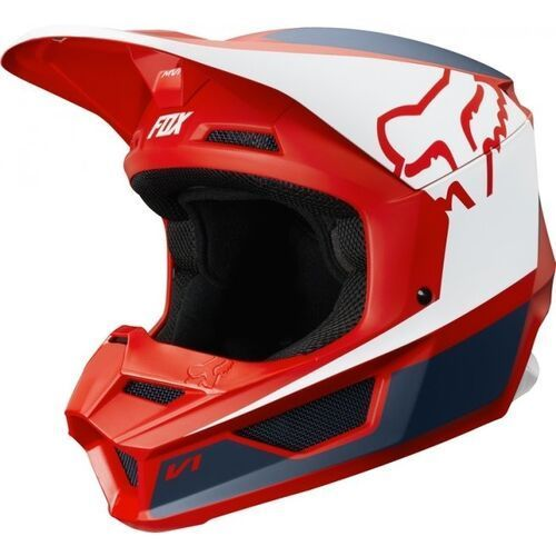 KASK OFF-ROAD FOX V-1 PRZM NAVY/RED