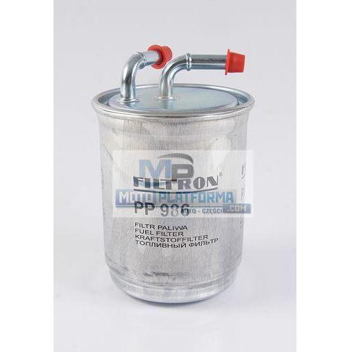 Filtr paliwa - FILTRON - PP 986 (PP986) - AUDI / SEAT / SKODA / VW - 1.4TDI / 1.6TDI