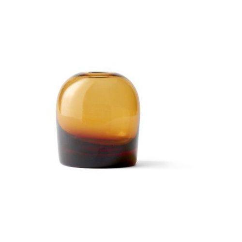 Wazon troll vase, s, amber - marki Menu
