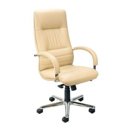 Krzesło obrotowe Linea steel04 chrome z mechanizmem Multiblock