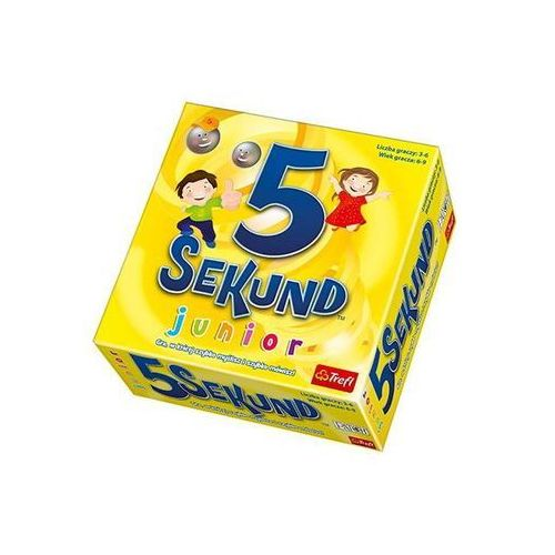 5 sekund junior marki Trefl