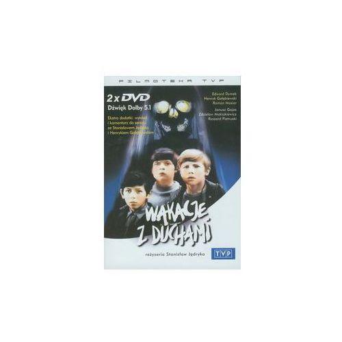Wakacje z duchami DVD
