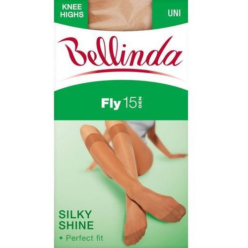 1 podkolanówki fly 15 den be203025, Bellinda
