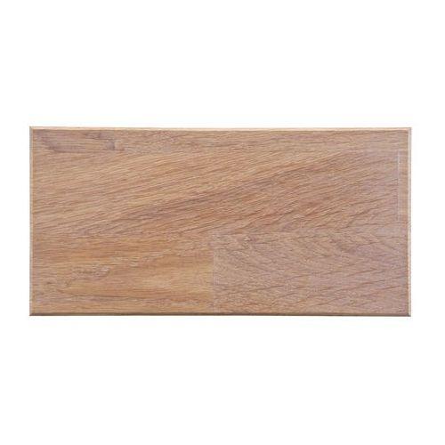 Woood próbka drewna dębowego olejowany na biało 10x25 - woood 359952-wh