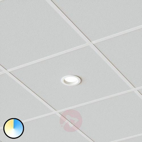 Lampenwelt.com Piet - reflektor wpuszczany led, wybór barwy, ip44 (4251096529371)