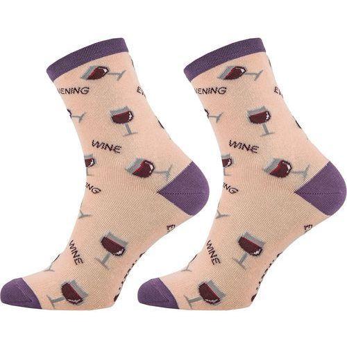 Skarpetki Freak Feet LKIE-FIB2, bawełna