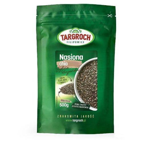 Targroch Nasiona chia - szałwia hiszpańska 500g (5903229001061)