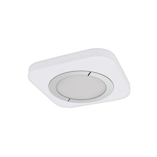 Plafon Eglo Puyo 96396 lampa oprawa sufitowa 1x16,5W LED biały/chrom, 96396