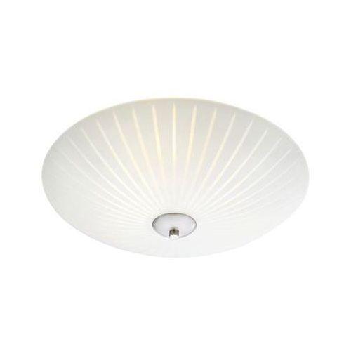 Markslojd cut 107759 plafon lampa sufitowa 3x40w e14 biały/stalowy