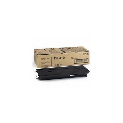 Toner tk-410 15000 stron czarny oryginalny marki Kyocera mita