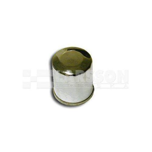 Filtr oleju hf303c, chromowany honda/kawa/yamaha 3220438 marki Hiflofiltro