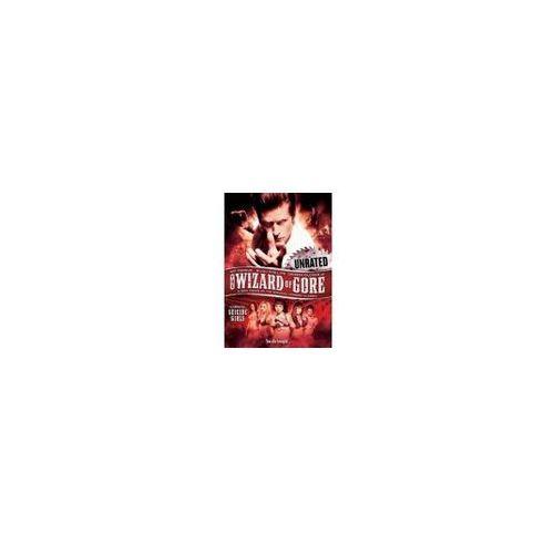 CZARODZIEJ GORE (The Wizard of Gore) (DVD) z kategorii Horrory