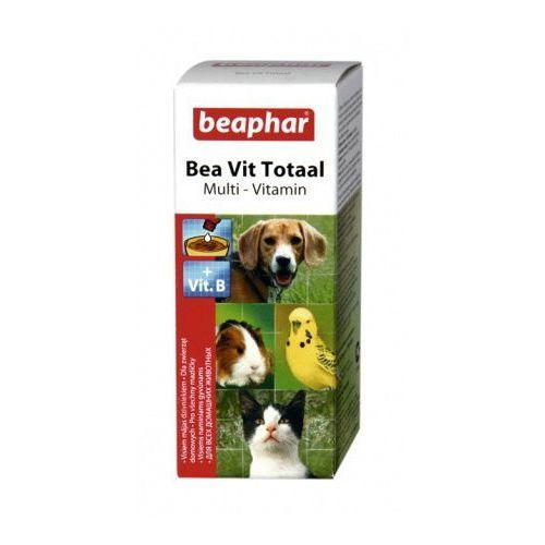 Beaphar Bea-vit totaal multi 50ml - preparat witaminowy (8711231126200)