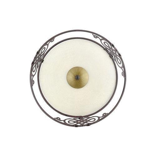 EGLO 86711 - Lampa Plafon Kinkiet MESTRE 1x E27/60W antyczny brąz / złoty, 86711