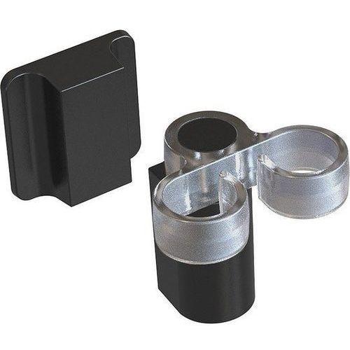 Uchwyt magnetyczny na szczotkę do mycia naczyń czarny marki Magisso