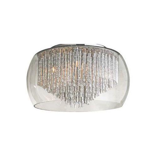 Azzardo lampa wisząca rego przezroczysty lc/lp 3957-5px (5901238409991)