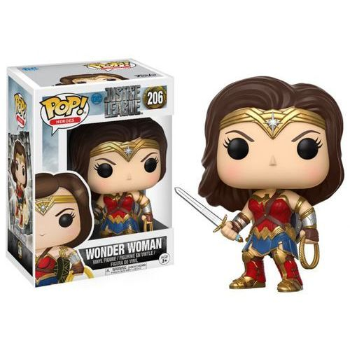 Figurka Funko Wonder Woman - Pop! Vinyl: Filmy Liga Sprawiedliwości