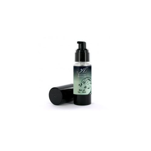 Olejek stymulujący rozgrzewający - Extase Sensuel Hot Oil Stimulant Ice Mint