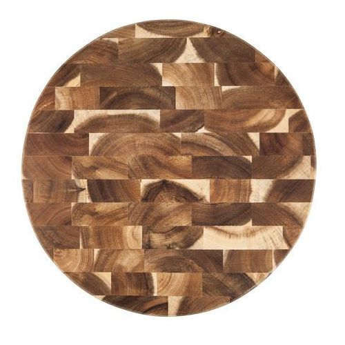 Deska drewniana 380 mm, okrągła | , kitchen pro marki Ambition