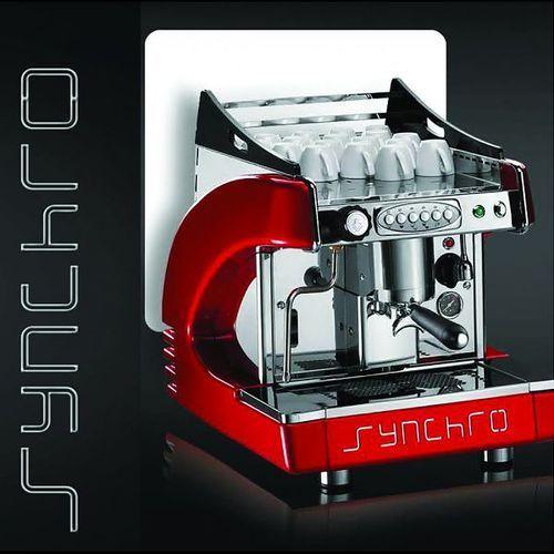 Soda pluss Ekspres ciśnieniowy do kawy synchro i gr automat