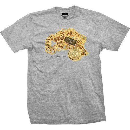 koszulka DGK - Medallion Ath Heather (ATH HEATHER) rozmiar: M, 1 rozmiar