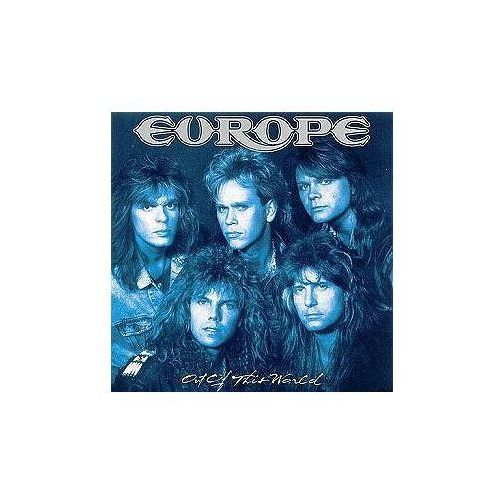 EUROPE - OUT OF THIS WORLD (CD) (metal)