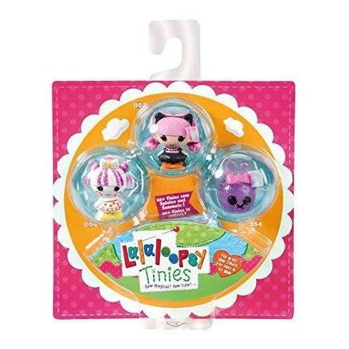 LALALOOPSY Tinies 3Pack Style 4 (0035051534198)
