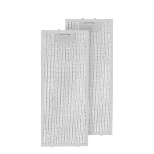 Klarstein Aluminiowy filtr przeciwtłuszczowy do okapów Lorea 56 x 18,5 cm osprzęt