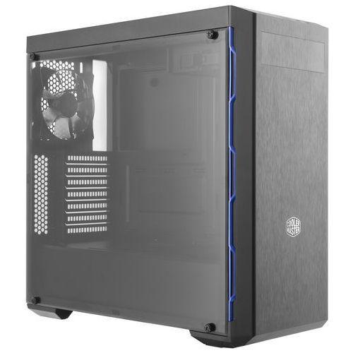Cooler master Obudowa masterbox mb600l, wo/odd red