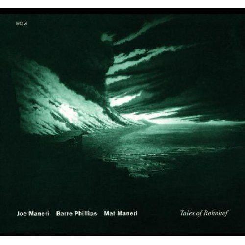 Universal music / ecm Rohnlief - joe maneri (płyta cd) (0731455985825)