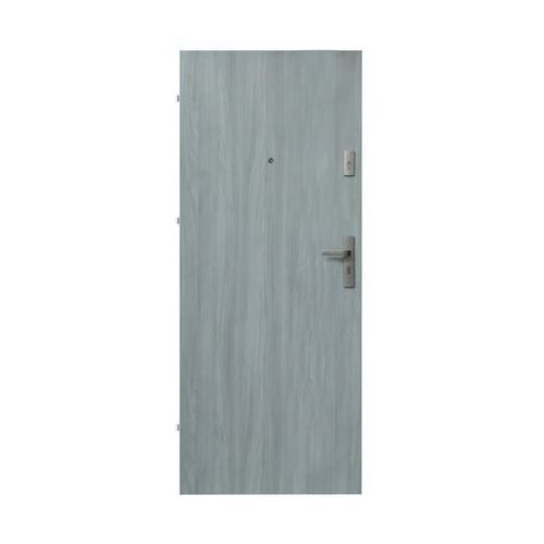 Domidor Drzwi wejściowe preston dąb frozen 80 lewe (5907479330452)