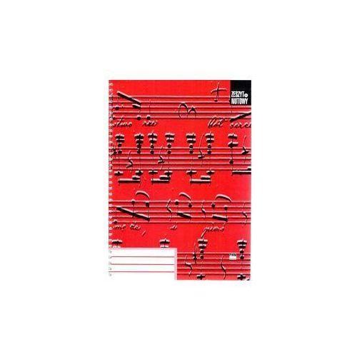 Polskie wydawnictwo muzyczne Zeszyt nutowy - (9788322408148)