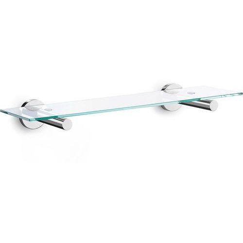 Półka łazienkowa szklana Scala Zack 50cm (40006)