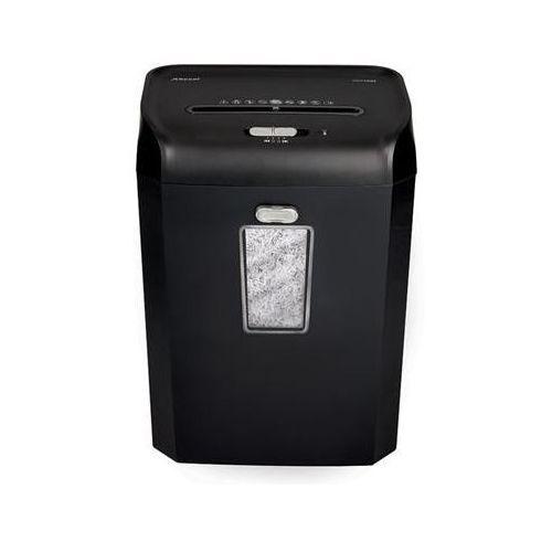 Niszczarka REXEL Promax RSX1035, konfetti, P-4, 10 kart., 35l, karty kredytowe, czarna (5028252497015)