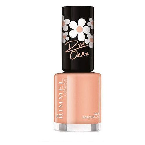 Rimmel 60 seconds super shine by rita ora lakier do paznokci 408 peachella 8ml -