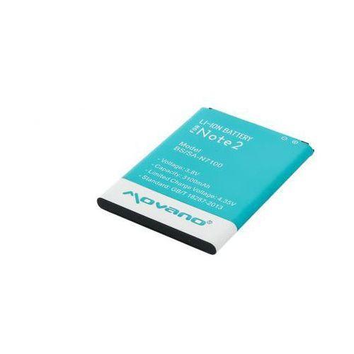 akumulator / Nowa bateria Movano do laptopa do Samsung Galaxy Note 2