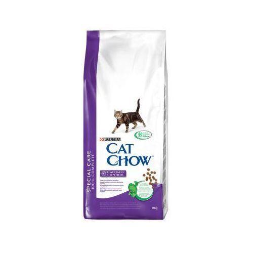 PURINA Cat Chow Special Care Hairball Control 1,5kg - 1500, 879 (1913197). Najniższe ceny, najlepsze promocje w sklepach, opinie.