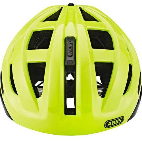 in-vizz ascent kask rowerowy żółty/czarny m | 54-58cm 2018 kaski rowerowe marki Abus