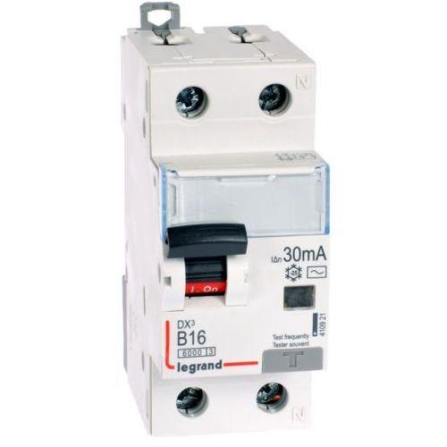 Legrand DX3 Wyłącznik różnicowoprądowy P312 B25 30mA 410923