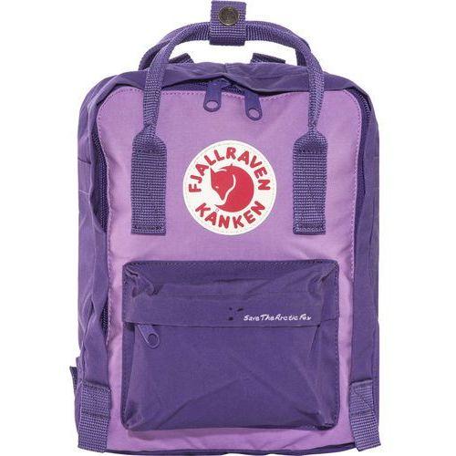 Fjällräven Save the Arctic Fox Kånken Mini Plecak różowy/kolorowy 2017 Plecaki szkolne i turystyczne