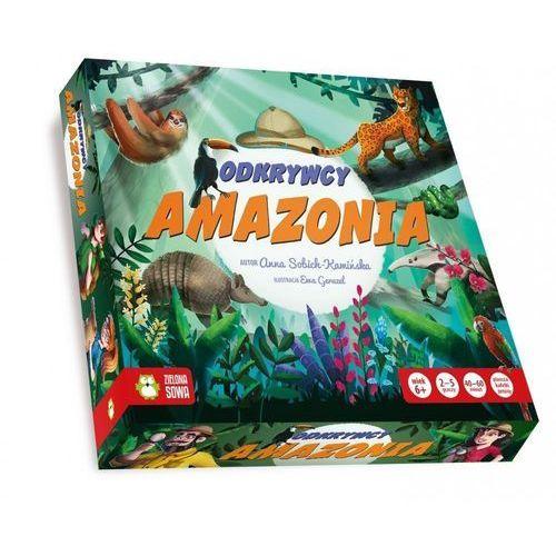 Odkrywcy - Amazonia - Zielona Sowa (5901761117417)