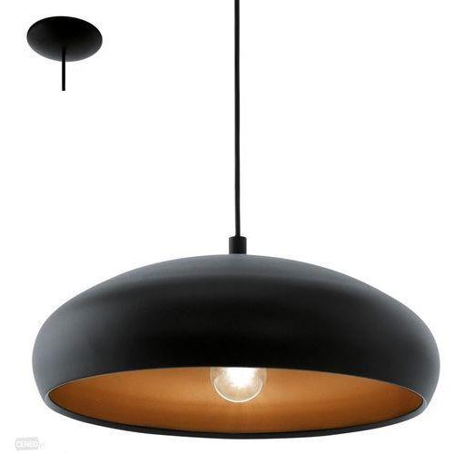 Eglo 94605 - lampa wisząca mogano 1xe27/60w/230v (9002759946050)