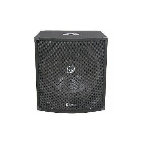 "QTX QT15S Bass box 38cm (15"") - 300W, pasywny subwoofer"