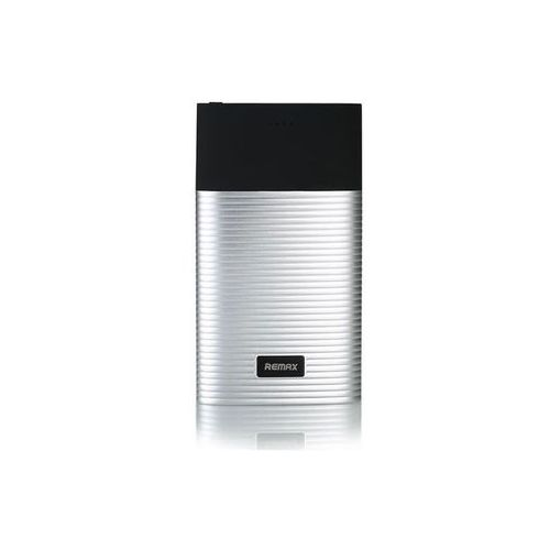 Remax  perfume power bank 10000 mah - srebrny - srebrny