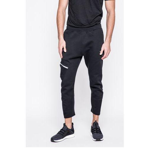 - spodnie evo tactile pants puma black marki Puma
