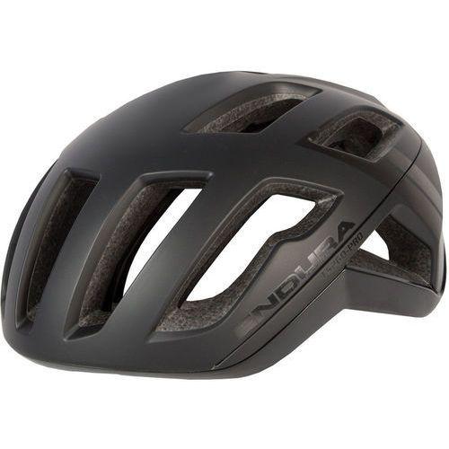 Endura fs260-pro kask rowerowy czarny s-m 2018 kaski rowerowe